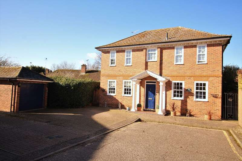 4 Bedrooms Detached House for sale in Orchards Witham CM8 1DW