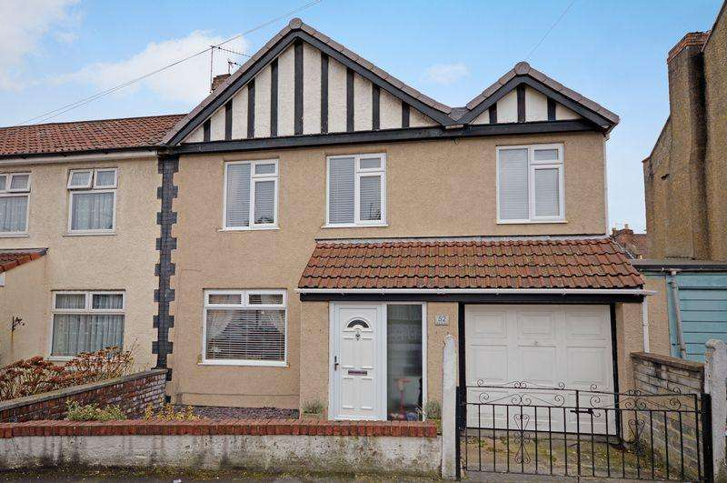 3 Bedrooms Semi Detached House for sale in Hall Street, Bedminster, Bristol