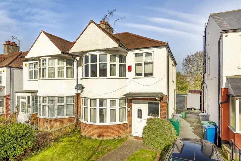 3 Bedrooms House for sale in Hillcourt Avenue, Finchley, N12