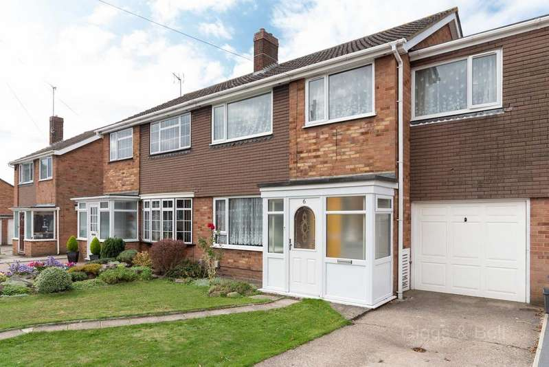 5 Bedrooms Terraced House for sale in Sutton Gardens, Sundon Park, Luton, LU3
