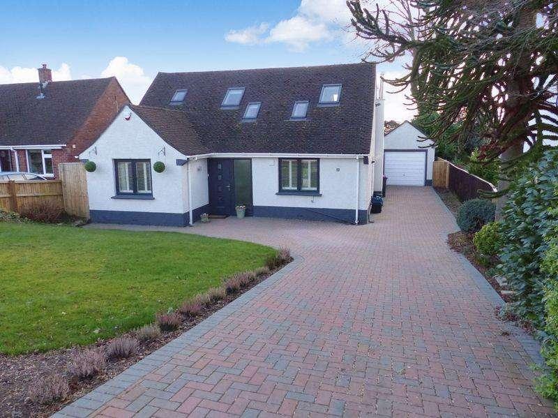 3 Bedrooms Detached House for sale in Chapel Lane, Croesyceiliog, Cwmbran