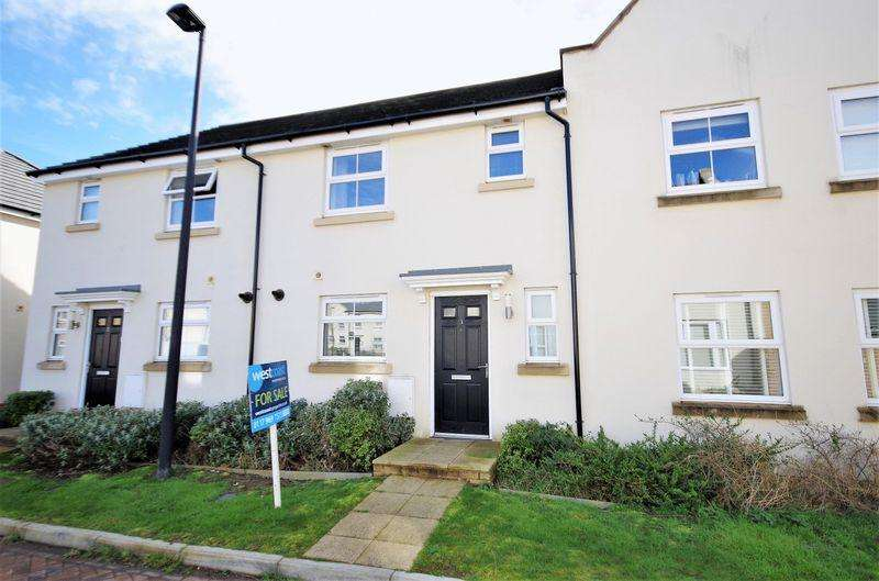3 Bedrooms Terraced House for sale in Pegwell Close, Charlton Hayes, Bristol