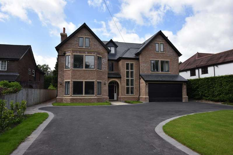 6 Bedrooms Detached House for sale in Hale Road, Hale Barns