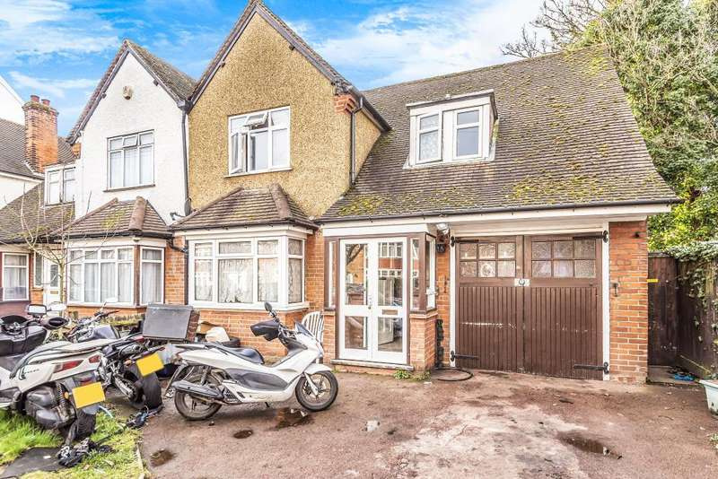 4 Bedrooms House for sale in Lynwood Avenue, Langley, Berkshire, SL3