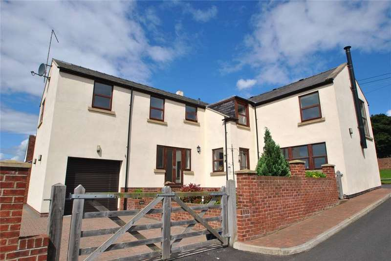 4 Bedrooms Link Detached House for sale in The Granary, Seaton Town Farm, Seaham, Co. Durham, SR7