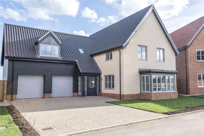 4 Bedrooms Detached House for sale in Plot 11 Newlands Gate, Bunwell Road, Spooner Row, Wymondham, NR18