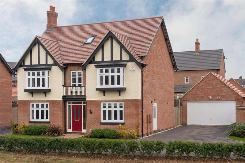 5 Bedrooms Detached House for sale in Stones Close, Ravenstone