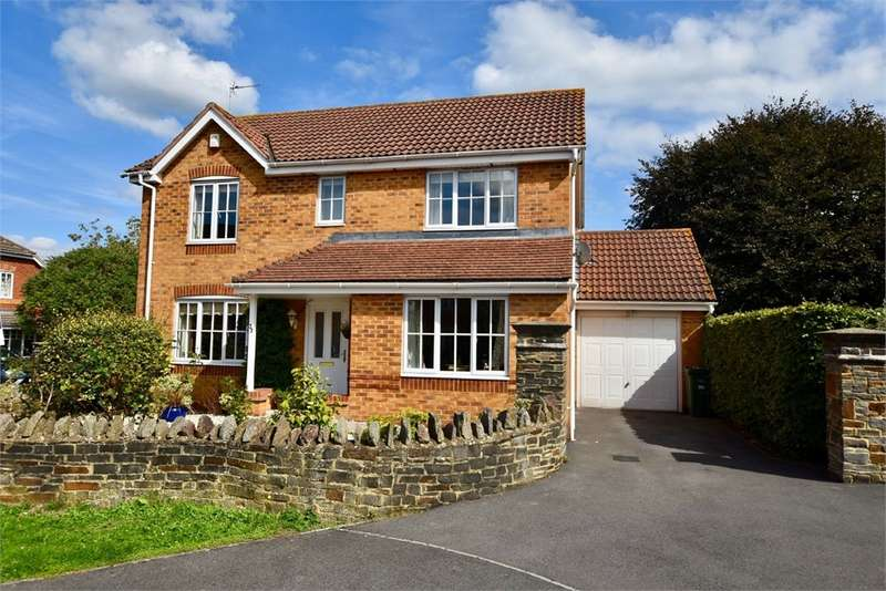 4 Bedrooms Detached House for sale in Broom Farm Close, Nailsea, Bristol, North Somerset