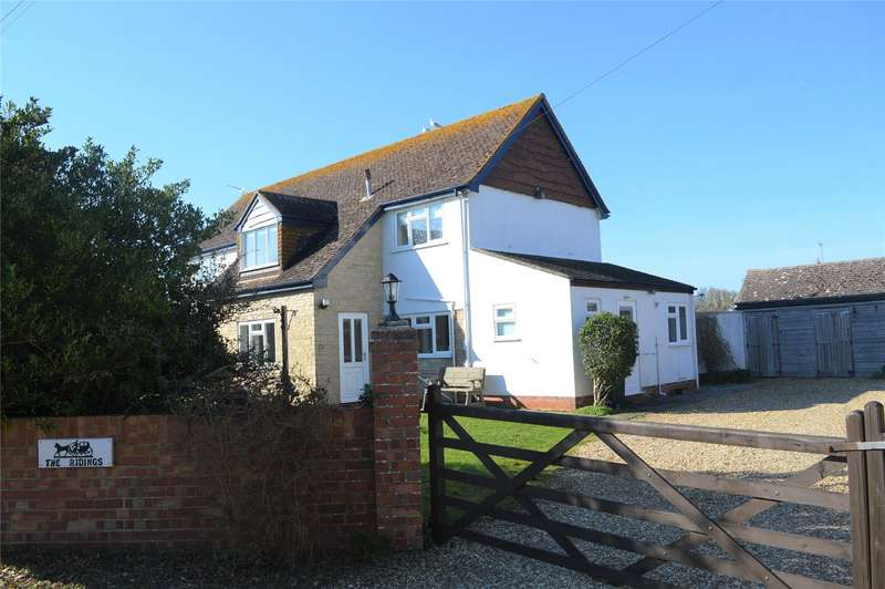 4 Bedrooms Detached House for sale in Berrow Road, Burnham-on-Sea, Somerset, TA8