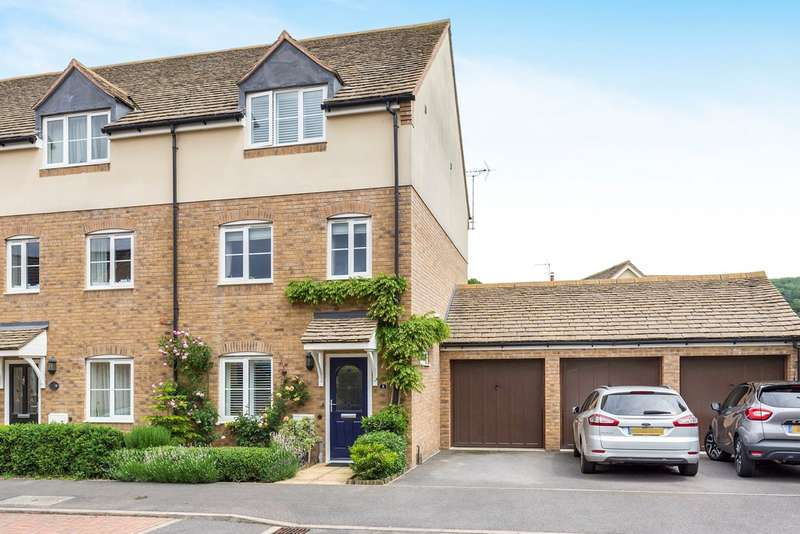 4 Bedrooms End Of Terrace House for sale in Winchcombe, Cheltenham