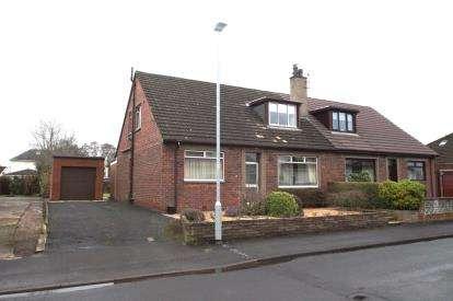 3 Bedrooms Semi Detached House for sale in Moorfield Avenue, Kilmarnock