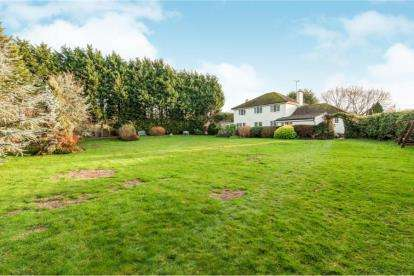 4 Bedrooms Detached House for sale in Badwell Ash, Bury St. Edmunds, Suffolk