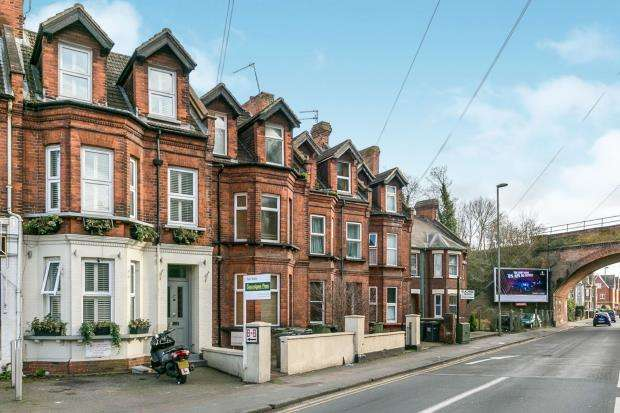 6 Bedrooms End Of Terrace House for sale in Guildford, Surrey