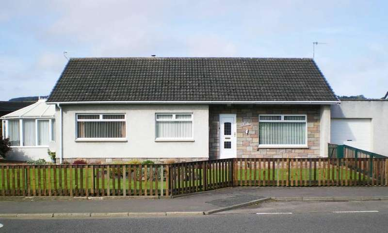 3 Bedrooms Detached Bungalow for sale in Niaroo, Blair Avenue, Jedburgh, TD8 6LD