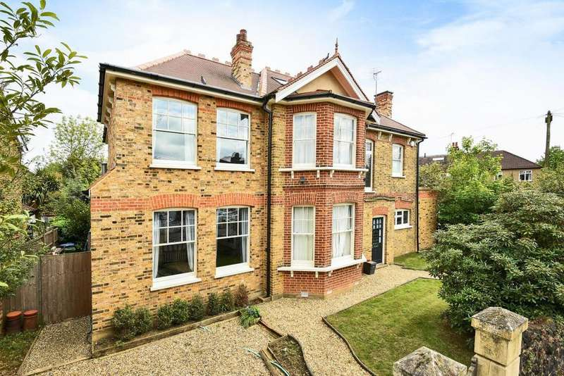 6 Bedrooms Detached House for sale in Queen Annes Grove, Bush Hill Park