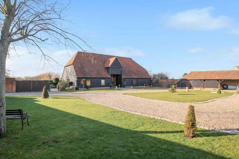 4 Bedrooms Detached House for sale in Church Street, Higham