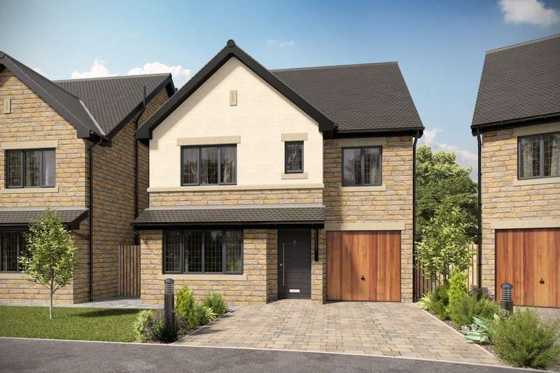 5 Bedrooms Detached House for sale in The Ribchester Pennine View, Westhoughton, Bolton, BL5