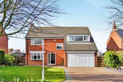4 Bedrooms Detached House for sale in Lea Rigg, West Rainton, Durham, County Durham, DH4