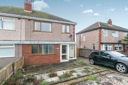 3 Bedrooms Semi Detached House for sale in Bastion Road, Prestatyn, Denbighshire, Uk, LL19