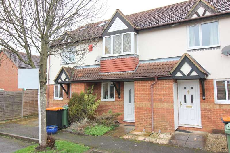 2 Bedrooms Terraced House for sale in Farmbrook, Luton, Bedfordshire, LU2 7SQ
