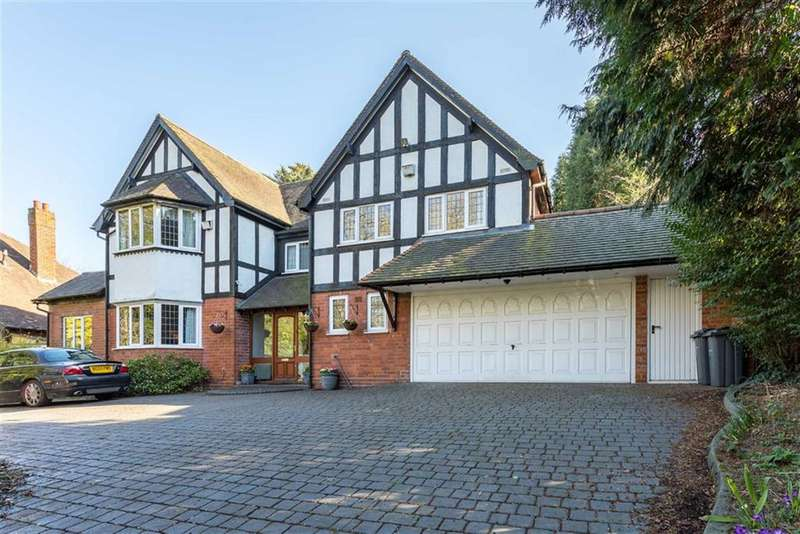 5 Bedrooms Detached House for sale in Harborne Road, Edgbaston