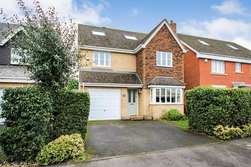 5 Bedrooms Detached House for sale in FIVE BEDROOM DETACHED FAMILY HOME