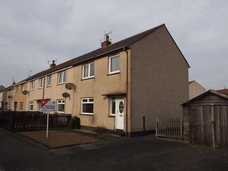 3 Bedrooms Terraced House for sale in Druid Drive, Kilwinning KA13