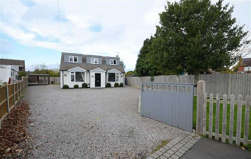 3 Bedrooms Detached House for sale in The Nook, Parton Road, Churchdown