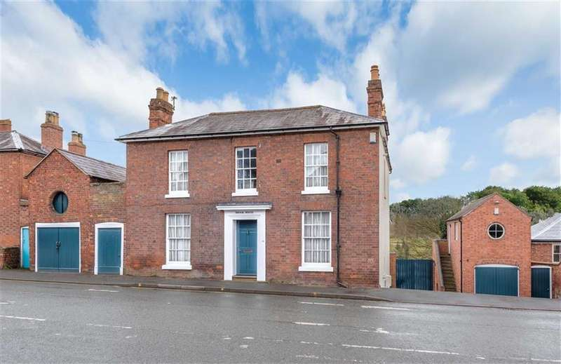 5 Bedrooms Detached House for sale in Hereford Road, Shrewsbury