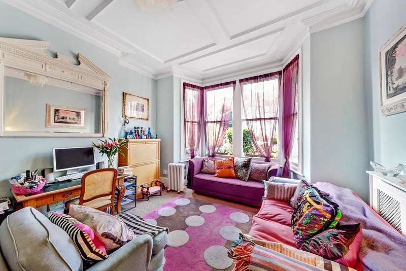 5 Bedrooms Terraced House for sale in Second Avenue W3
