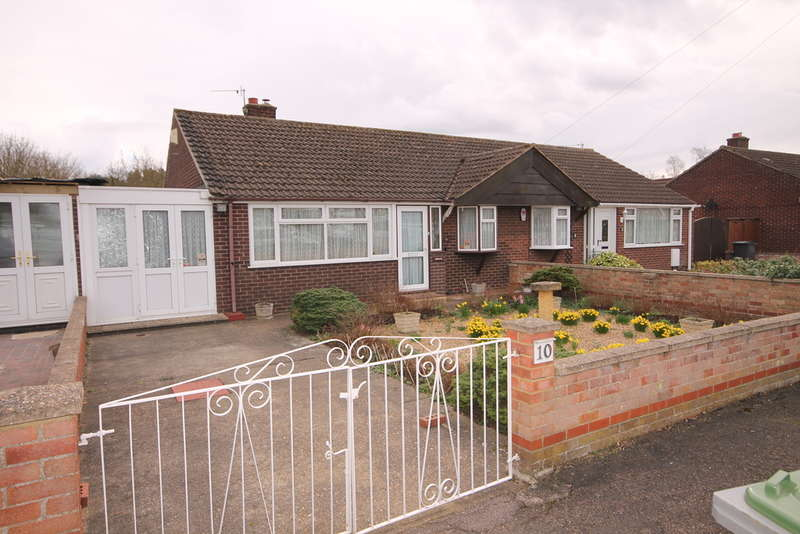 2 Bedrooms Bungalow for sale in Gostwick Place, Willington, Bedford, MK44