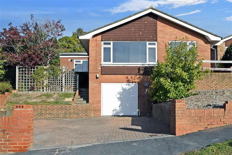 3 Bedrooms Detached Bungalow for sale in St. Leonards Close, Newhaven, East Sussex