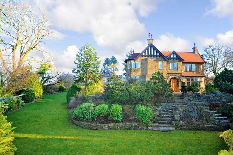 5 Bedrooms Manor House Character Property for sale in Lane Head Road, Shepley, Huddersfield