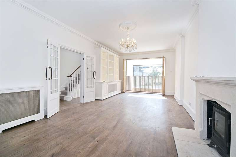 4 Bedrooms House for rent in De Beauvoir Square, De Beauvoir, N1