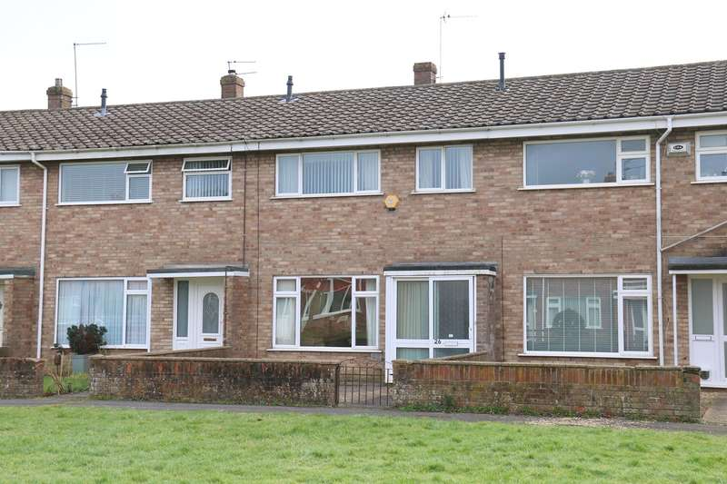 3 Bedrooms Terraced House for sale in Lyndale Road, Yate, BS37