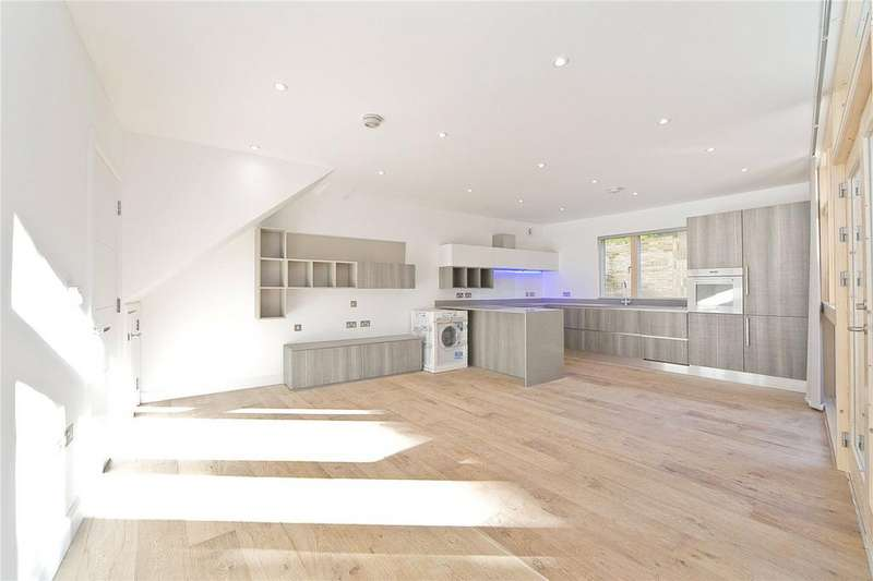 3 Bedrooms Terraced House for sale in Moray Mews, London, N7