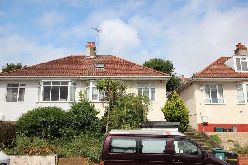 3 Bedrooms Semi Detached House for sale in Rousham Road, Eastville, Bristol, BS5