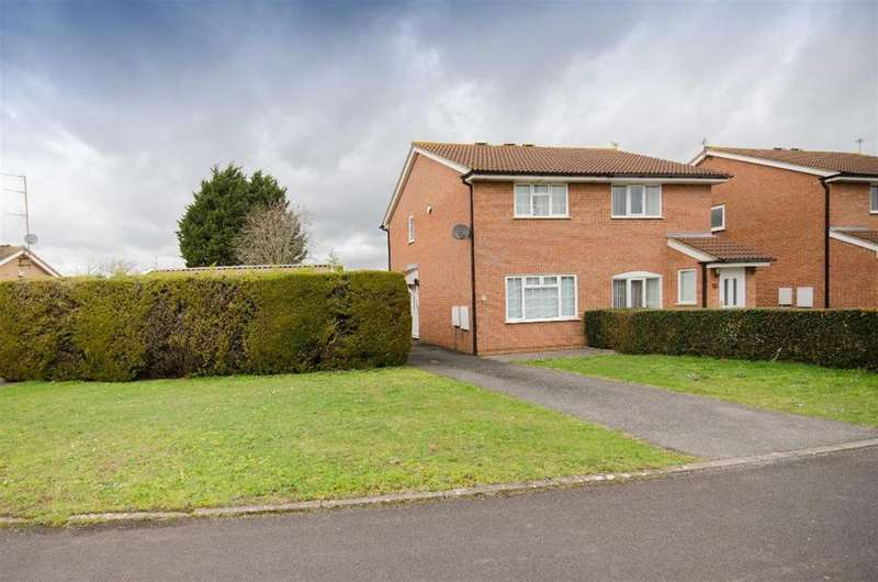 2 Bedrooms Semi Detached House for sale in Long Close, Downend, Bristol, BS16 2UF