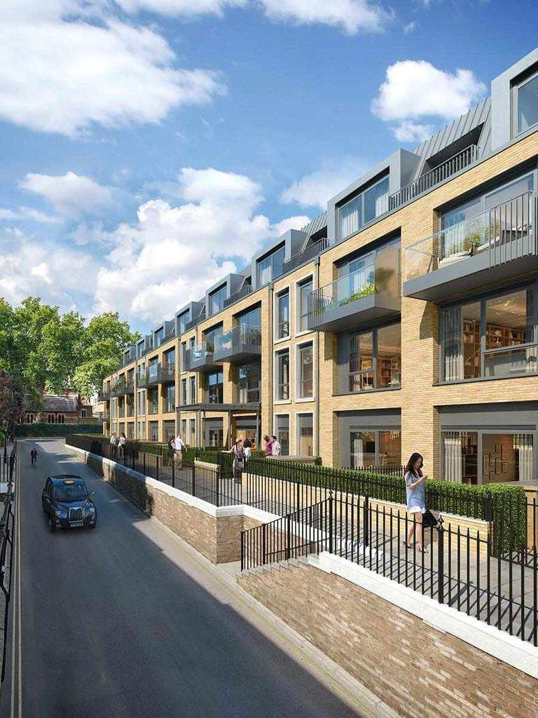 2 Bedrooms House for sale in Beaulieu House, Sovereign Court, Hammersmith, W6