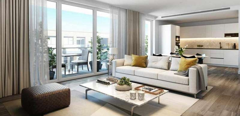 3 Bedrooms Flat for sale in Beaulieu House, Sovereign Court, Hammersmith, W6