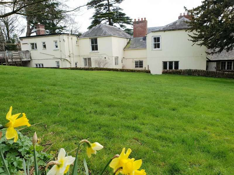 5 Bedrooms Detached House for sale in Rosehill House, Lyonshall, Kington, HR5 3HS