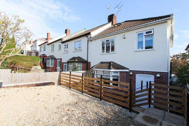 3 Bedrooms End Of Terrace House for sale in Wells Road, Knowle, Bristol