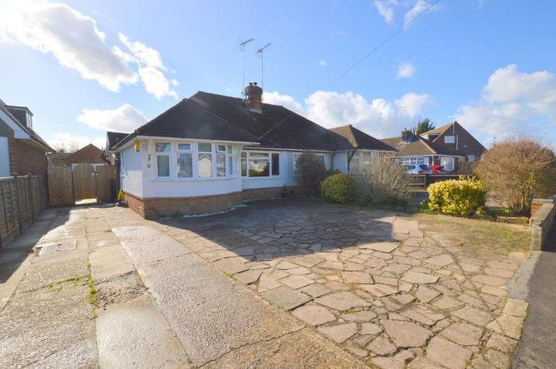 3 Bedrooms Bungalow for sale in Laburnum Grove, Warden Hills, Luton, LU3 2DW