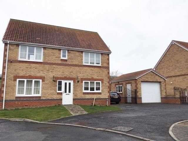 4 Bedrooms Detached House for sale in The Grange, Willow Avenue, Greencroft