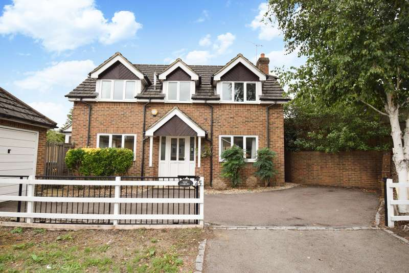 3 Bedrooms Detached House for sale in Taplow Road, Taplow, SL6