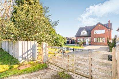 3 Bedrooms Detached House for sale in Hatton Lane, Hatton, Warrington, Cheshire