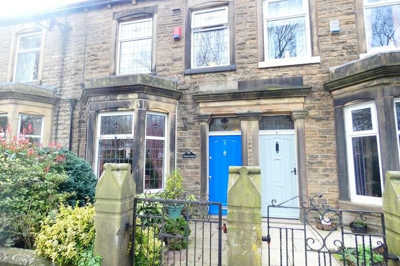3 Bedrooms Terraced House for sale in Park Lane, Accrington, Lancashire, BB5