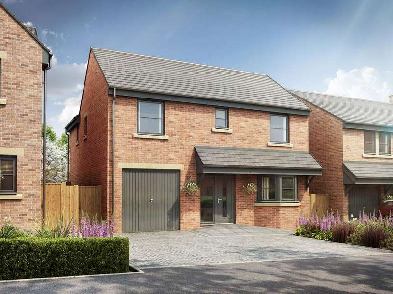 4 Bedrooms Detached House for sale in Heighington Meadows, Beech Crescent, Heighington Village, Newton Aycliffe