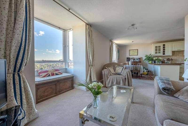 2 Bedrooms Flat for sale in BRAMLANDS CLOSE, SW11