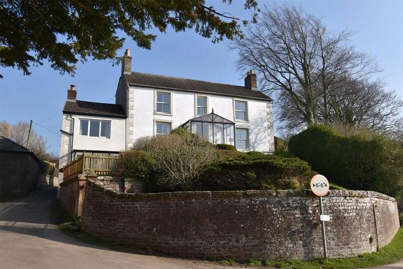4 Bedrooms Detached House for sale in Rock House, Rockcliffe, Carlisle, Cumbria